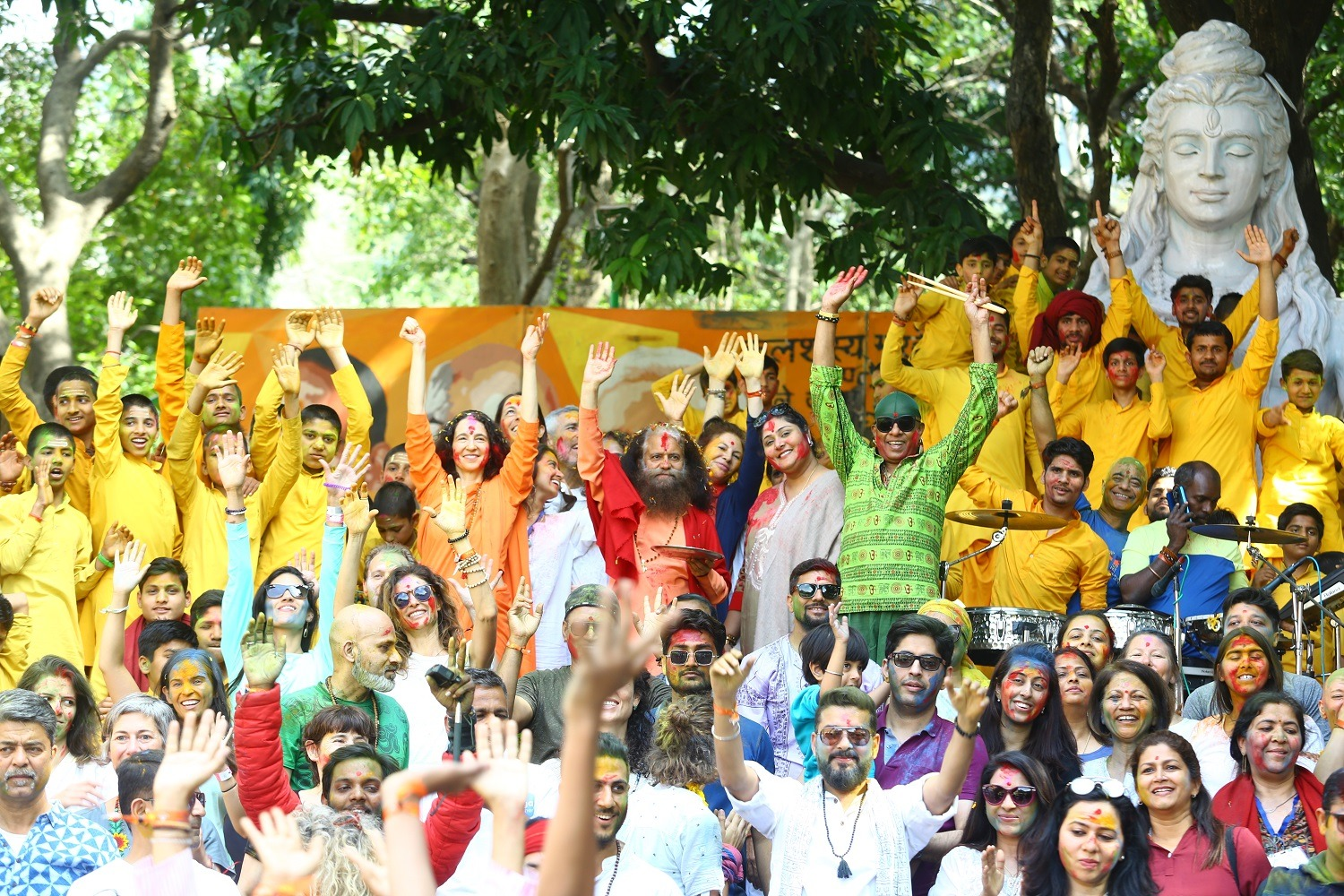 holi at iyf parmarth 3