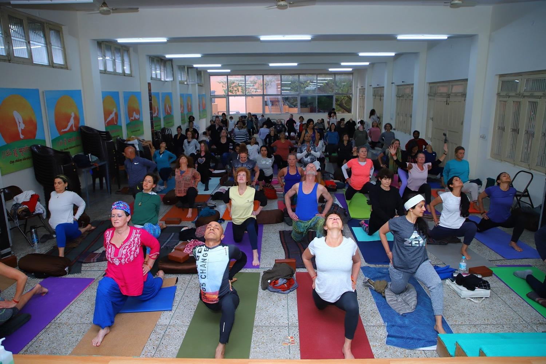 yoga class 5